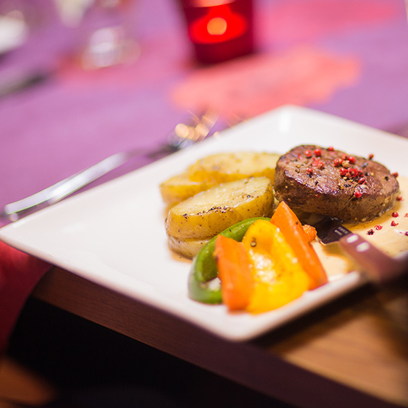 Imatra Spa has six restaurants