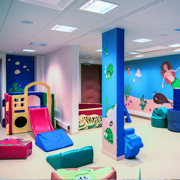 Play Room Imatra Spa Resort