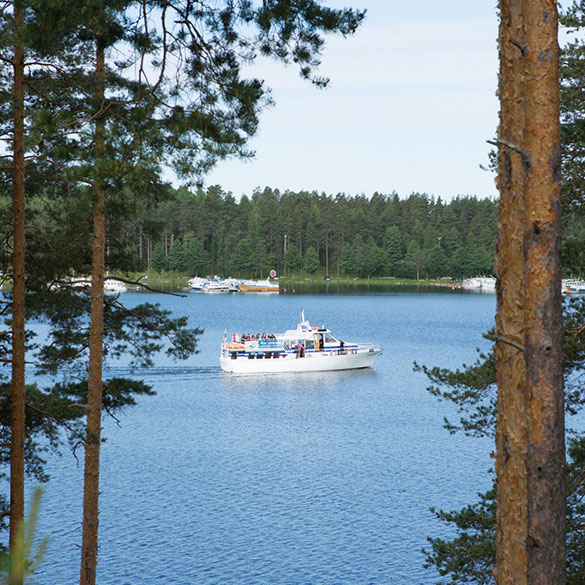 Lake Saimaa Cruises